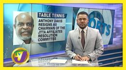 Davis Resigns as Chairman of the JTTA Affiliates Resolution Comm. - December 23 2020 8