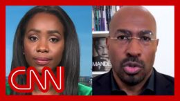 CNN's Abby Phillip and Van Jones take a look back at America's racial reckoning in 2020 7