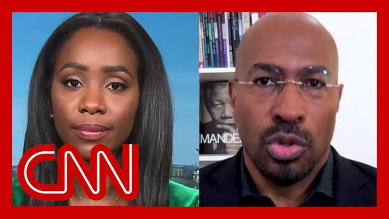 CNN's Abby Phillip and Van Jones take a look back at America's racial reckoning in 2020 1