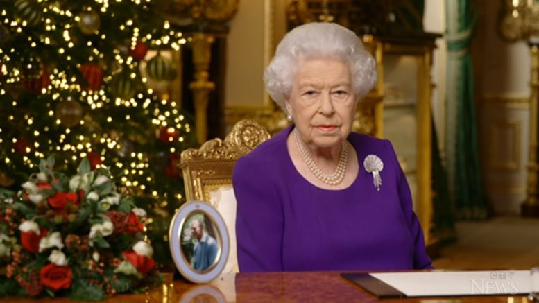 Queen offers 'hope in the new dawn' in annual Christmas message 1