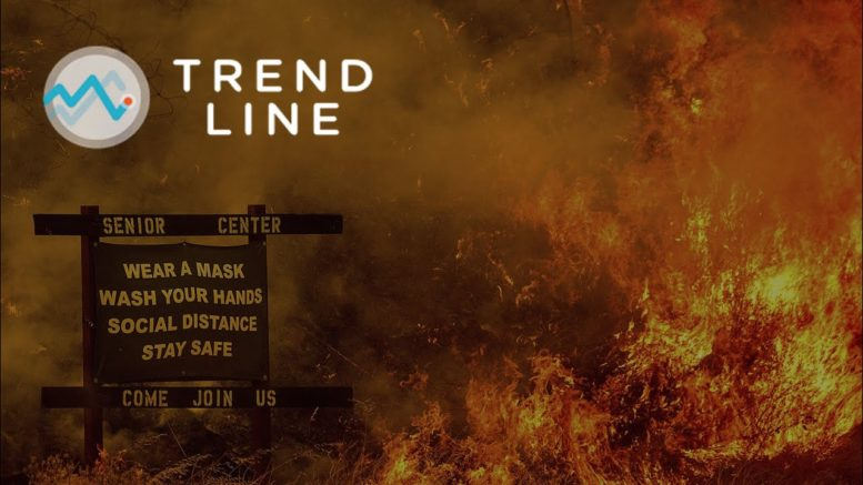 Nik Nanos' biggest 'white knuckle' stories of 2020, the year derailed by COVID-19 | TREND LINE 1