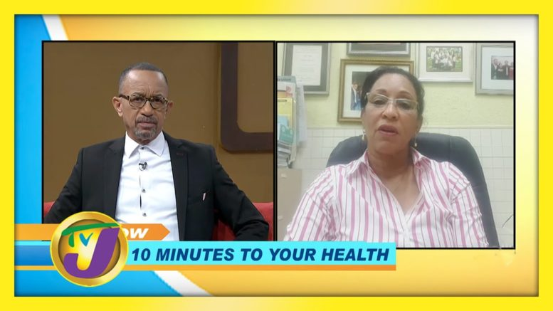 Food Poisoning, 10 Minutes to Your Health - TVJ Smile Jamaica - December 24 2020 1