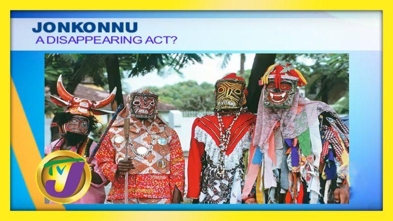 Jonkonnu - Disappearing Act? TVJ Smile Jamaica - December 24 2020 1