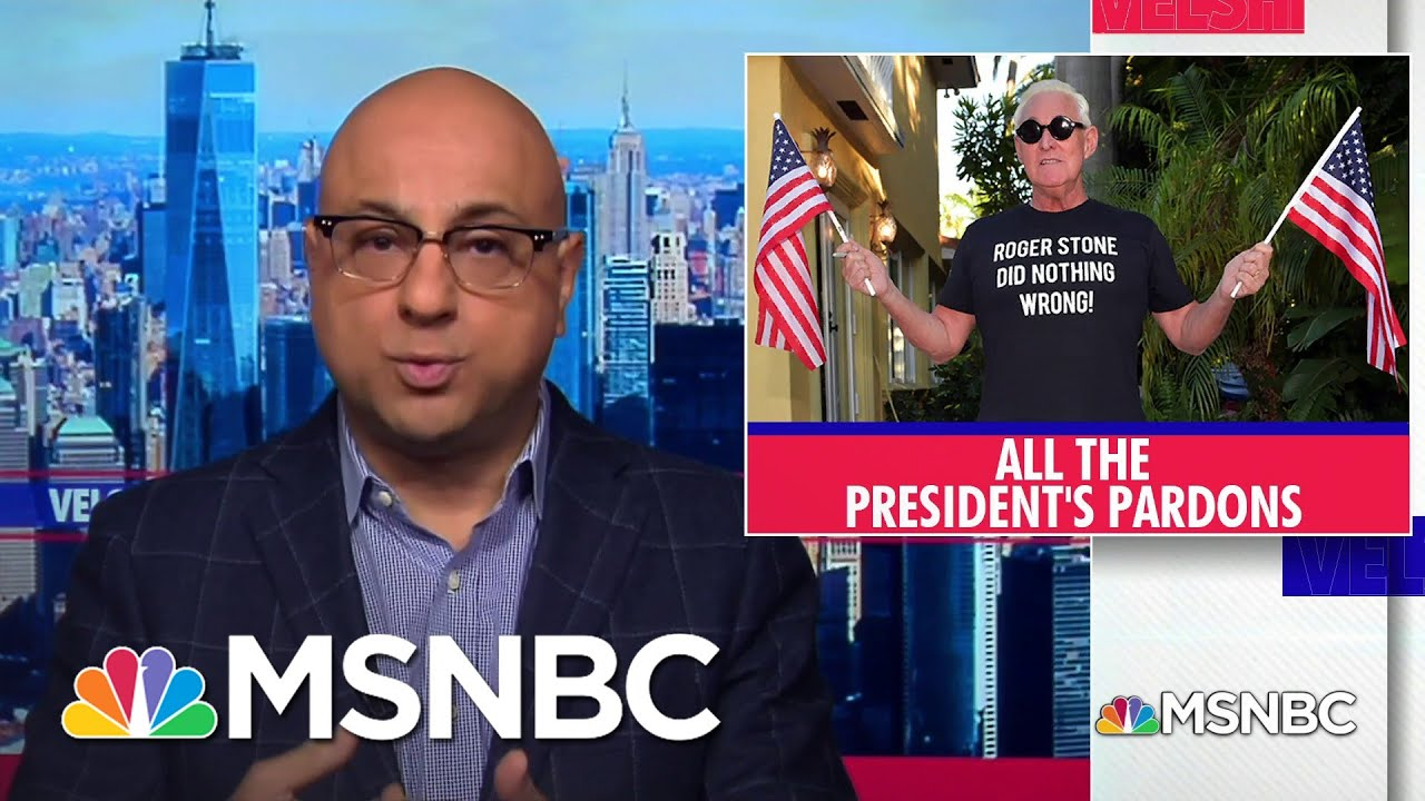 This Is Not How Pardons Should Be Used.   MSNBC 1