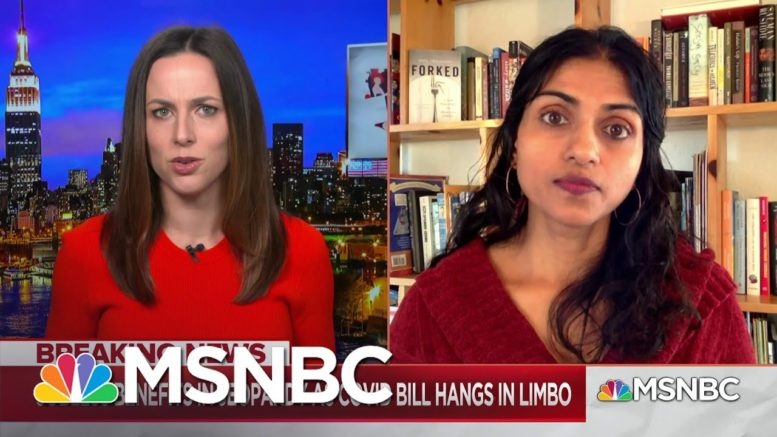 'These Kinds Of Temporary Measures Are Too Little Too Late' | MSNBC 1