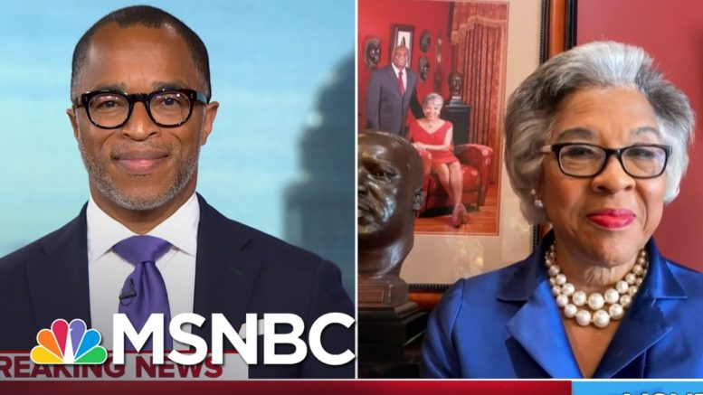 Rep. Beatty: If $2,000 Checks Fail To Pass, It Will Be 'On Hands of Republican Colleagues' | MSNBC 1