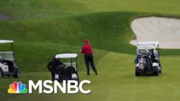 Millions Lose Jobless Benefits As Trump Spends Day at Florida Golf Club | MSNBC 9