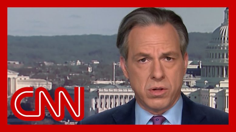 Why Jake Tapper won't put some Trump admin. officials on his shows 1