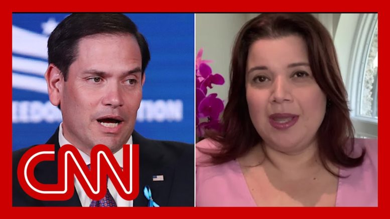 Ana Navarro blasts Rubio over tweet about Dr. Fauci 1