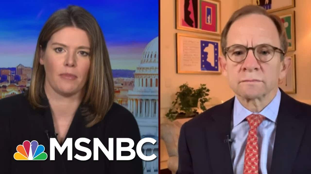 Steve Rattner: Support For 14M Americans Was On The Line | Morning Joe | MSNBC 8