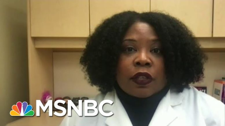 'First Step On Way Back To Normal Life': Doctor Participates In Vaccine Trial   Morning Joe   MSNBC 1