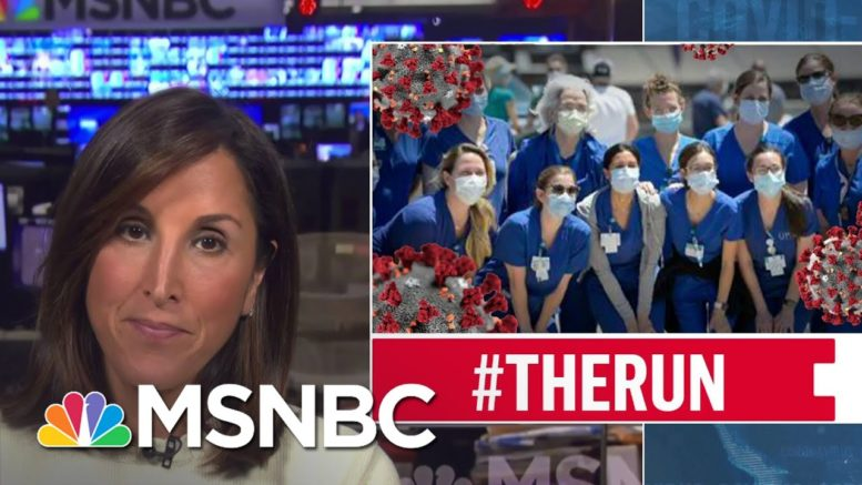 Yasmin Vossoughian Reflects On 2020: 'Life Will Go On, It's Going To Be Okay' | MSNBC 1