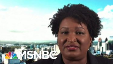 Stacey Abrams: GOP Senators Have Not Stood Up To Sen. McConnell | Morning Joe | MSNBC 6