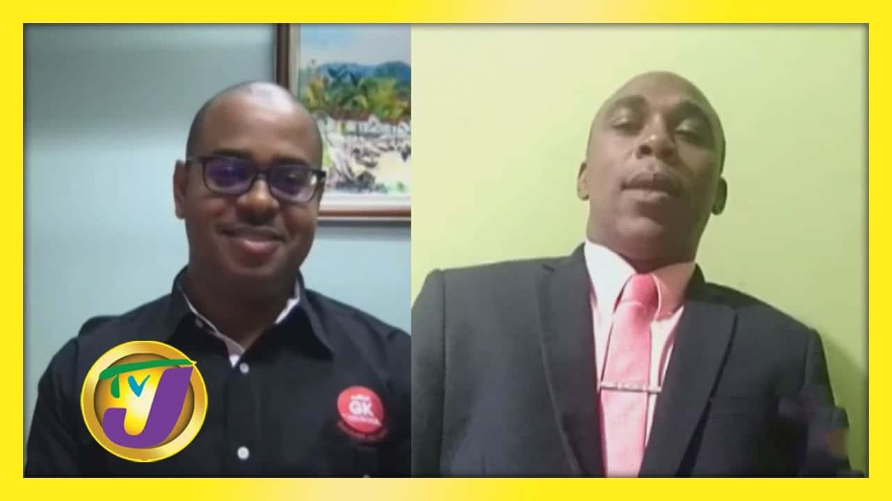 Crop Insurance for Local Farmers: TVJ Smile Jamaica - December 1 2020 1