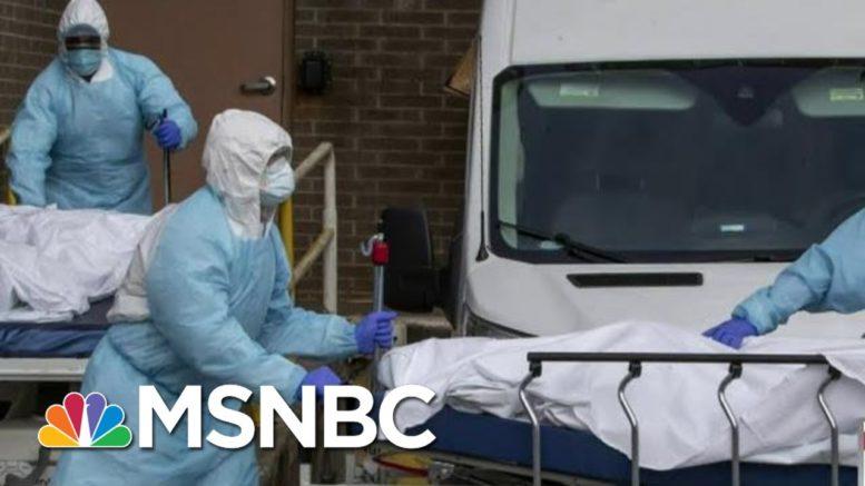 How The U.S. Missed Chances To Lessen Impact Of Virus | Morning Joe | MSNBC 1