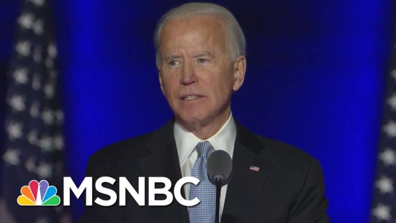 Year In Review: Looking Back At Top Politics Stories Of 2020 | MSNBC 1