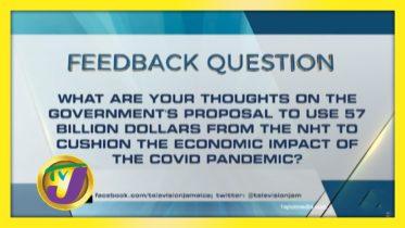 TVJ News: Feedback Question - December 1 2020 6