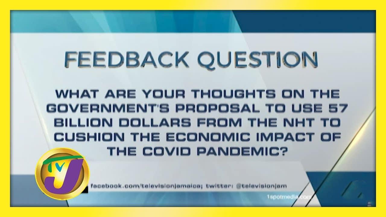 TVJ News: Feedback Question - December 1 2020 1