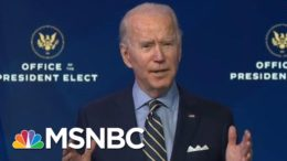 Biden Criticizes Trump Administration For 'Roadblocks' On National Security Issues | MSNBC 6