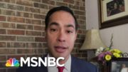 Julian Castro: 'What I Saw Above Everything Else Was Real Enthusiasm' | Deadline | MSNBC 3