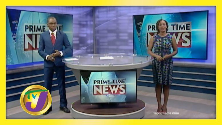 TVJ News: Headlines - December 1 2020 1