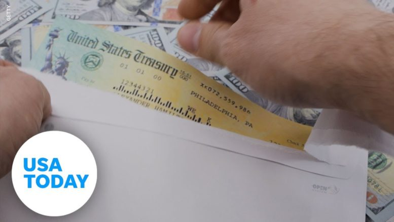 House approves increasing stimulus checks to $2,000   USA TODAY 1
