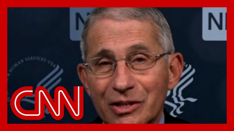 Dr. Fauci: 'Below where we want to be' on Covid-19 vaccinations 1