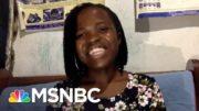 Joyce Chisale's New Poem 'Had I Known'   The Last Word   MSNBC 2