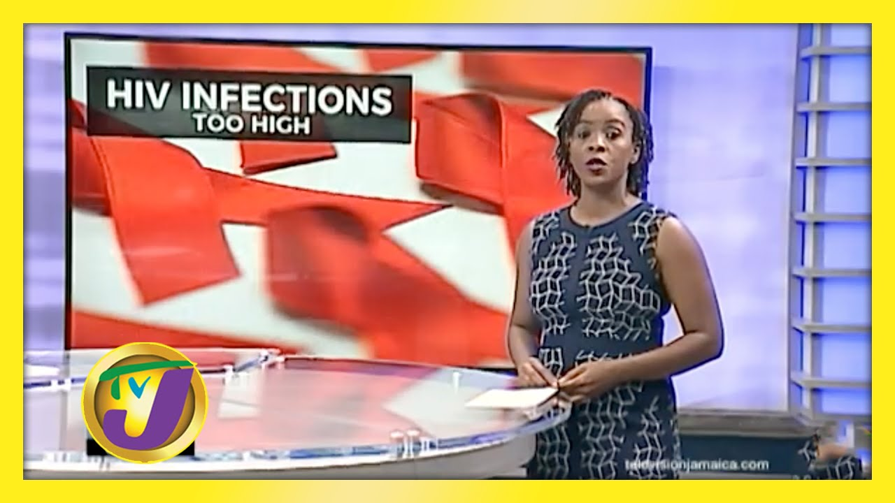 Tufton 'Number of New HIV Infections Too High' - December 1 2020 1
