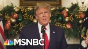 Trump Creates Mayhem In Final Weeks Of Administration | The 11th Hour | MSNBC 3