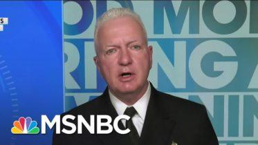 Trump Admin. Fails To Keep Trump's Promises On Covid-19 Vaccine Distribution Timing   Rachel Maddow 6