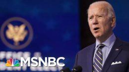 Fate Of $2,000 Stimulus Checks Now Rests With Senate | Morning Joe | MSNBC 3