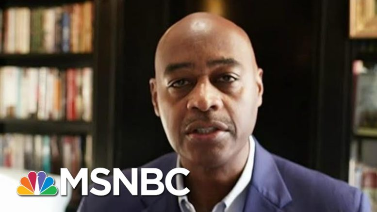 NYC Mayoral Candidate Says 'Serious Time' Requires 'Serious Candidate' | Morning Joe | MSNBC 1