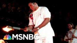 Sportscaster Looks Back On Defining Moments In New Book | Morning Joe | MSNBC 1