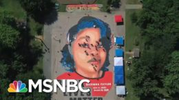 Year In Review: A Look Back At The Racial Justice Movement In 2020 | Craig Melvin | MSNBC 1