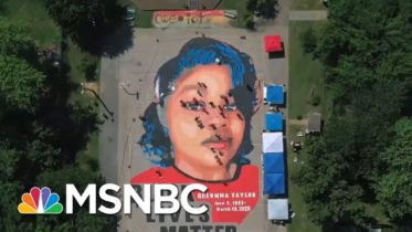 Year In Review: A Look Back At The Racial Justice Movement In 2020 | Craig Melvin | MSNBC 6