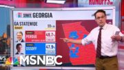 Kornacki: Democrats Need 'Split-Ticket Voter' In Georgia Senate Runoffs | MTP Daily | MSNBC 5