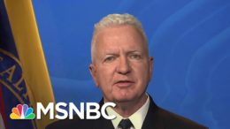 Admiral Giroir Says New Mutant Covid Strain 'Likely' In The U.S. | Andrea Mitchell | MSNBC 3