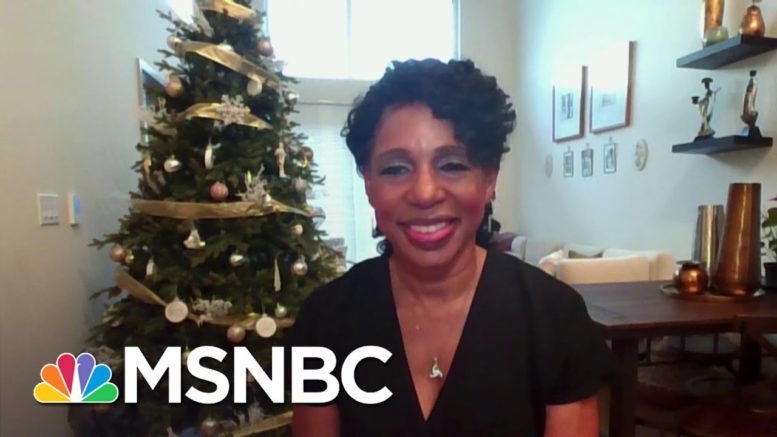 Everybody Should Be Included In That Discussion: Carmen Best On Police Reform   Craig Melvin   MSNBC 1