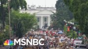 Reflecting On This Year's Racial Reckoning In America | Deadline | MSNBC 3