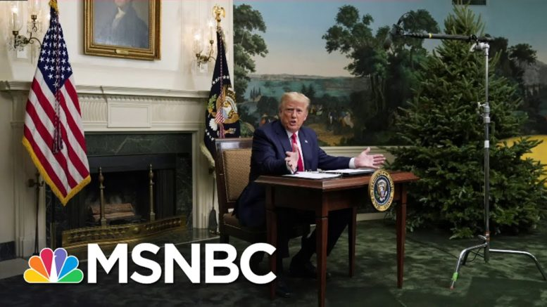 'The Art Of The Deal' President Who Couldn't Make Deals: Trump's Record Of Failure | All In | MSNBC 1