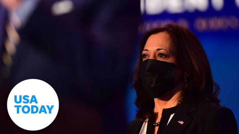 Vice President-elect Kamala Harris receives COVID-19 vaccine 1