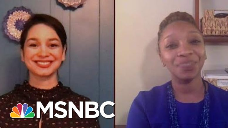 Make Pregnant Women A Priority In Vaccine Trials, Says Writer   Morning Joe   MSNBC 1