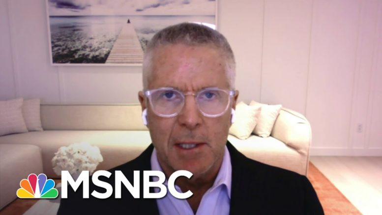 Donny Deutsch: Donald Trump Is Nothing More Than The 'Chief Crime Boss' | Deadline | MSNBC 1