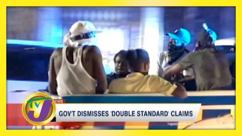 Gov't Dismisses 'Double Standard' Claims in Covid Enforcement - December 29 2020 1