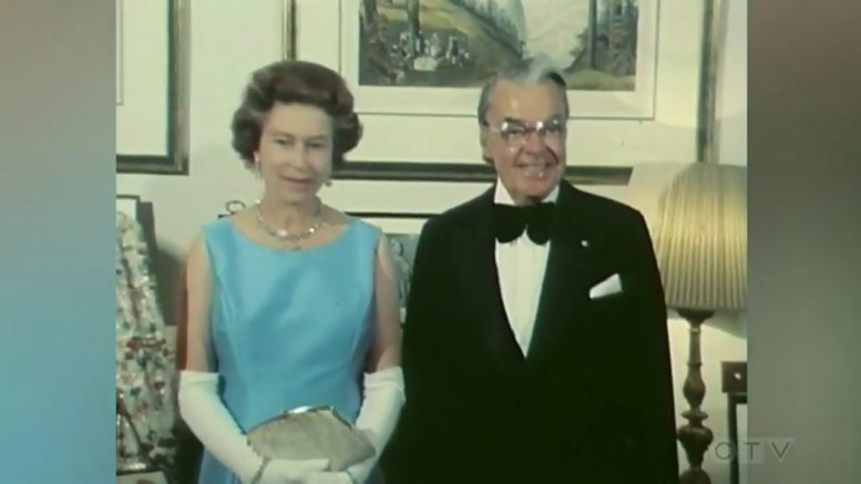 1976: The Queen visits Quebec 1