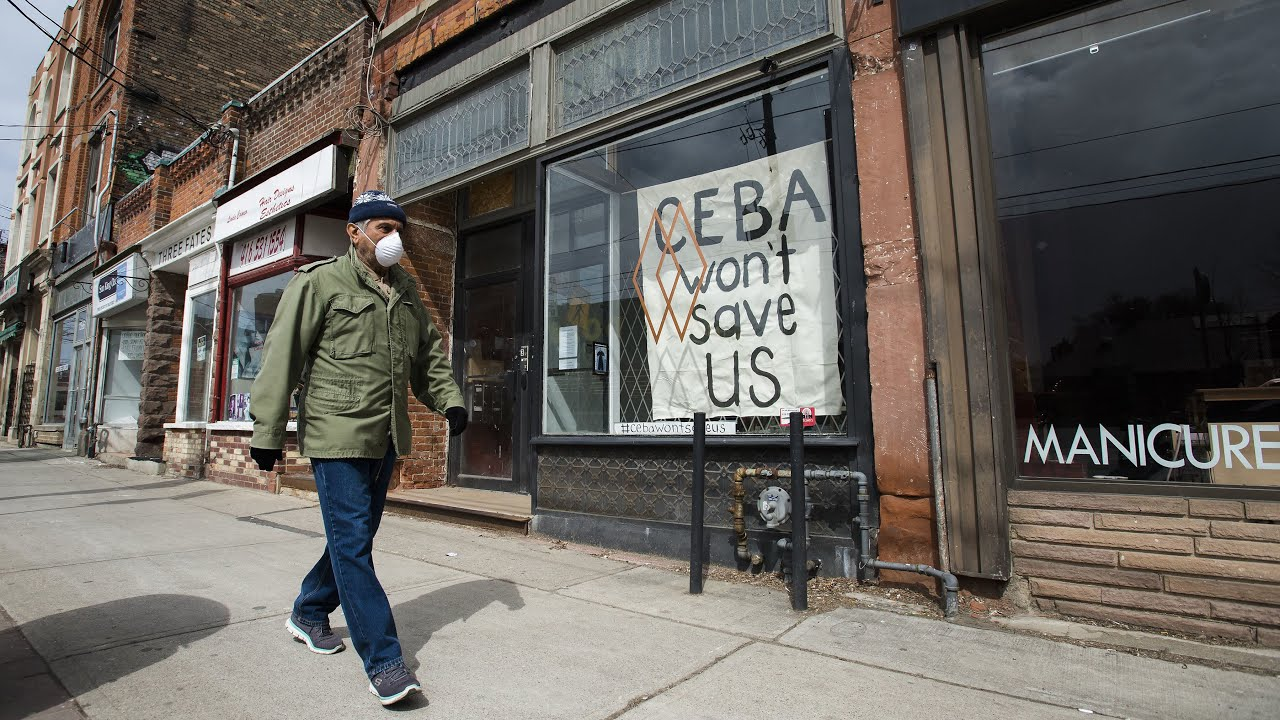 Economy in crisis amid COVID-19 | CTV National News 5