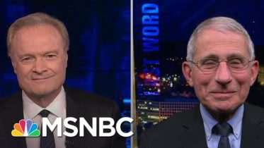Dr. Fauci On His 52 Years In Clinical Biomedical Research | The Last Word | MSNBC 6