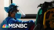 More Contagious Covid Variant Found In California | The 11th Hour | MSNBC 4