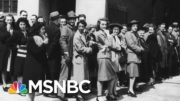Covid Vaccine's Biggest Obstacle Turns Out To Be Leadership, Not Science | Rachel Maddow | MSNBC 4